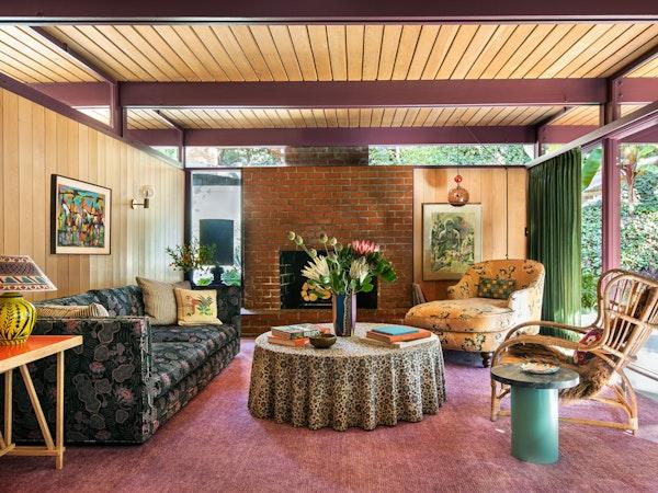 Interiors + Architecture